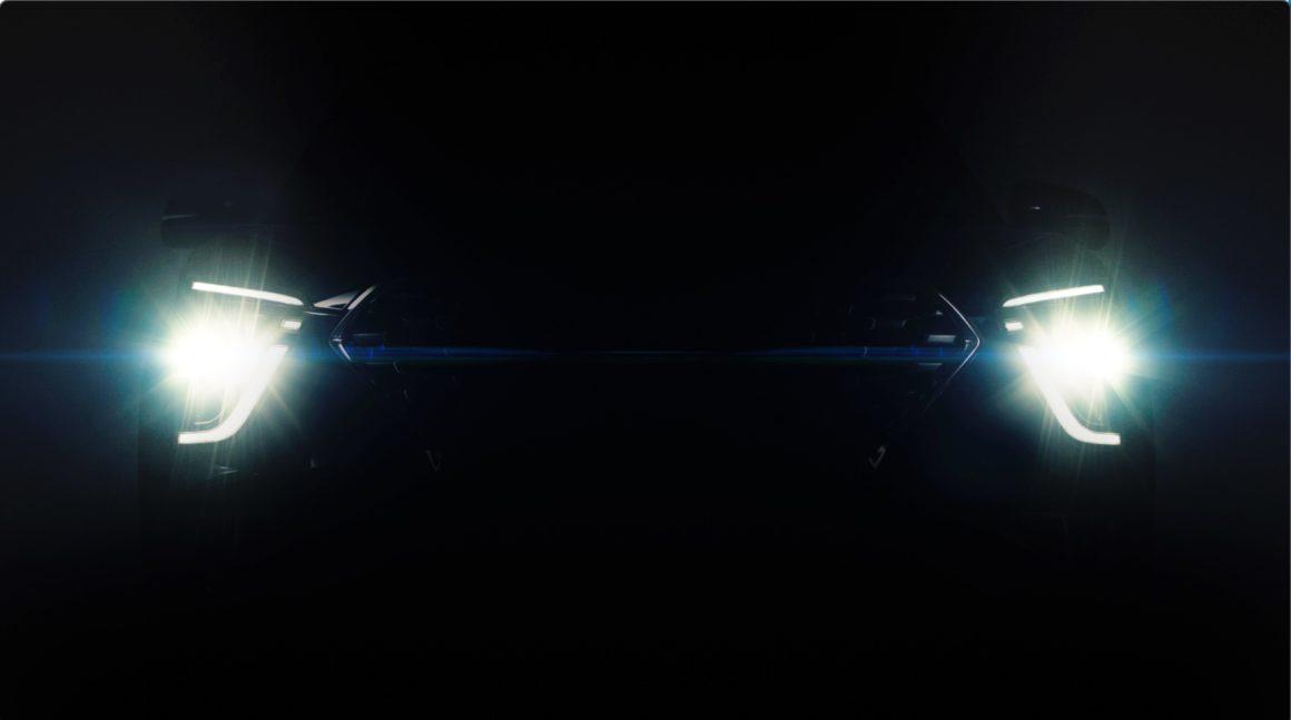 Hyundai divulga teaser e as primeiras imagens do novo Creta