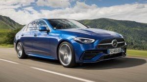 Novo Mercedes Classe C carros