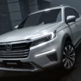 Novo SUV Honda