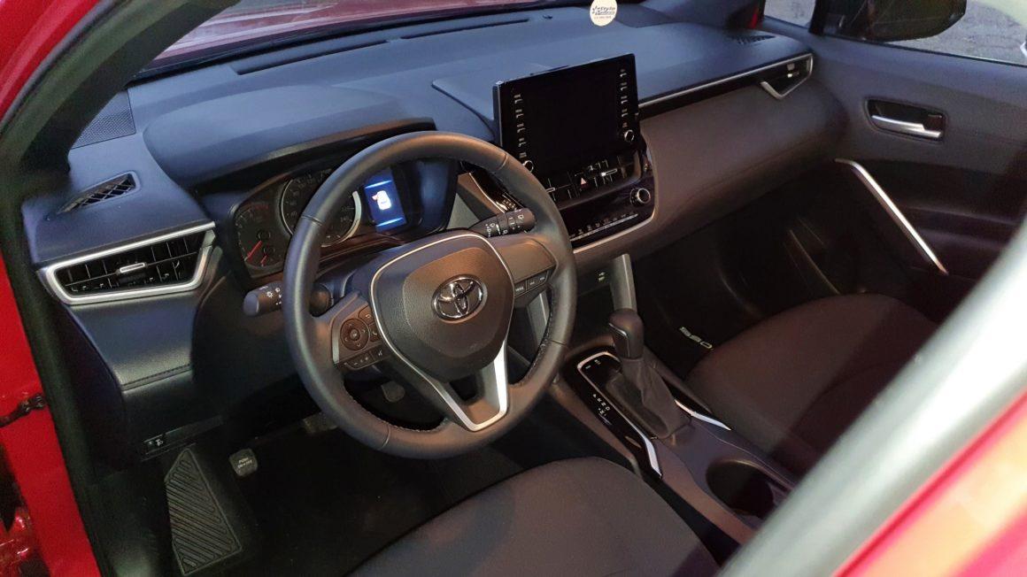 Toyota Corolla Cross XR