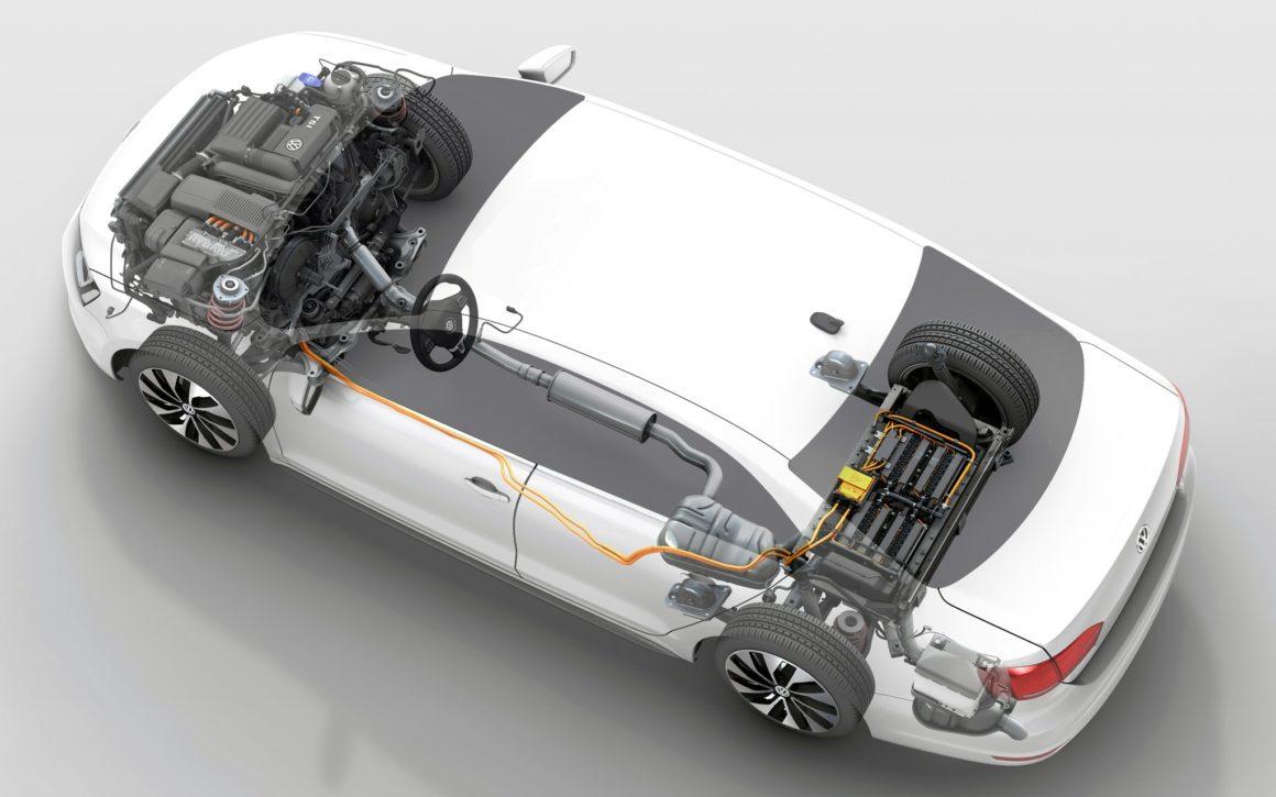 Volkswagen híbrido flex