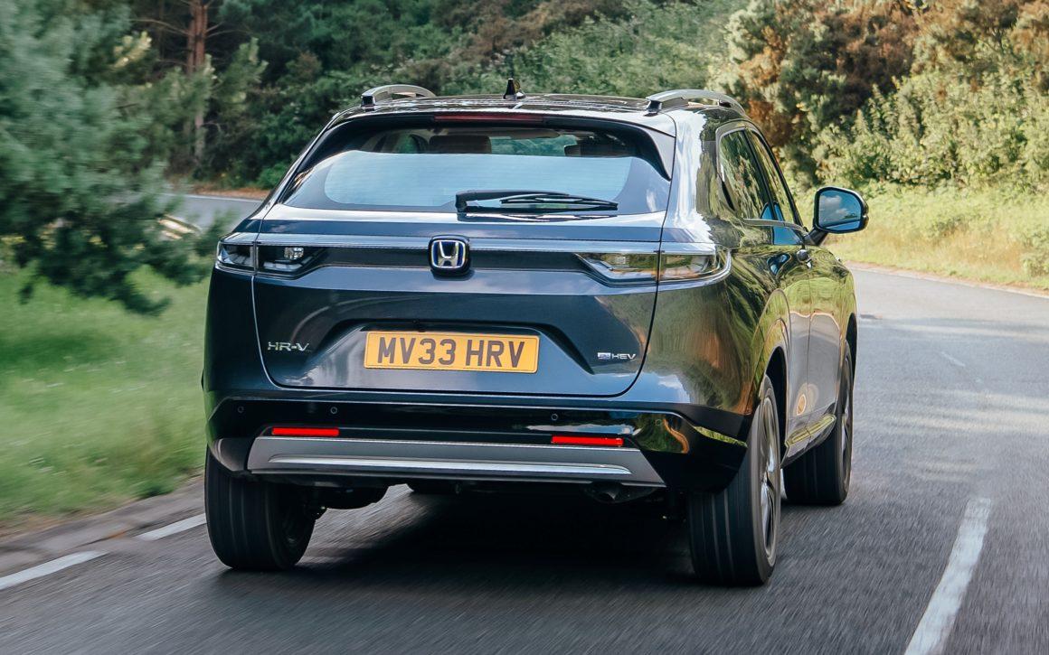 Honda HR-V 2023