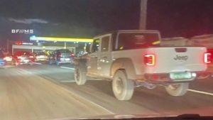 Picape Jeep Gladiator