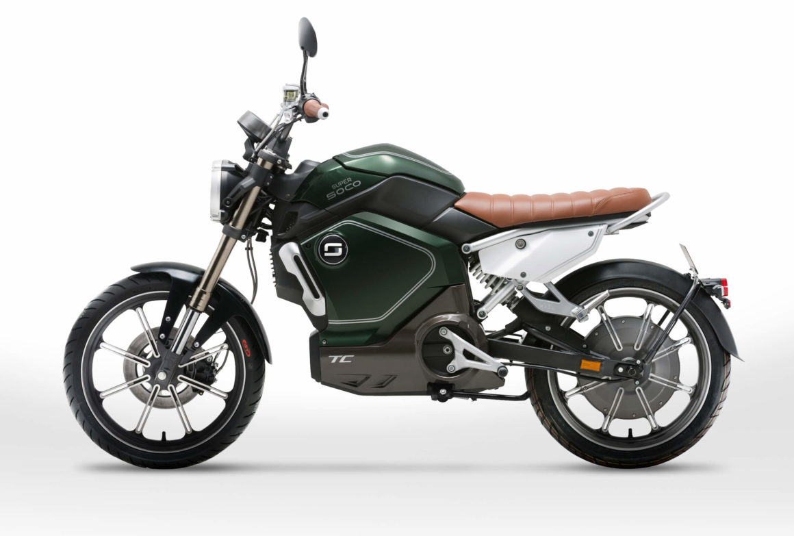 EnergiMobi Super Soco TC motos elétricas