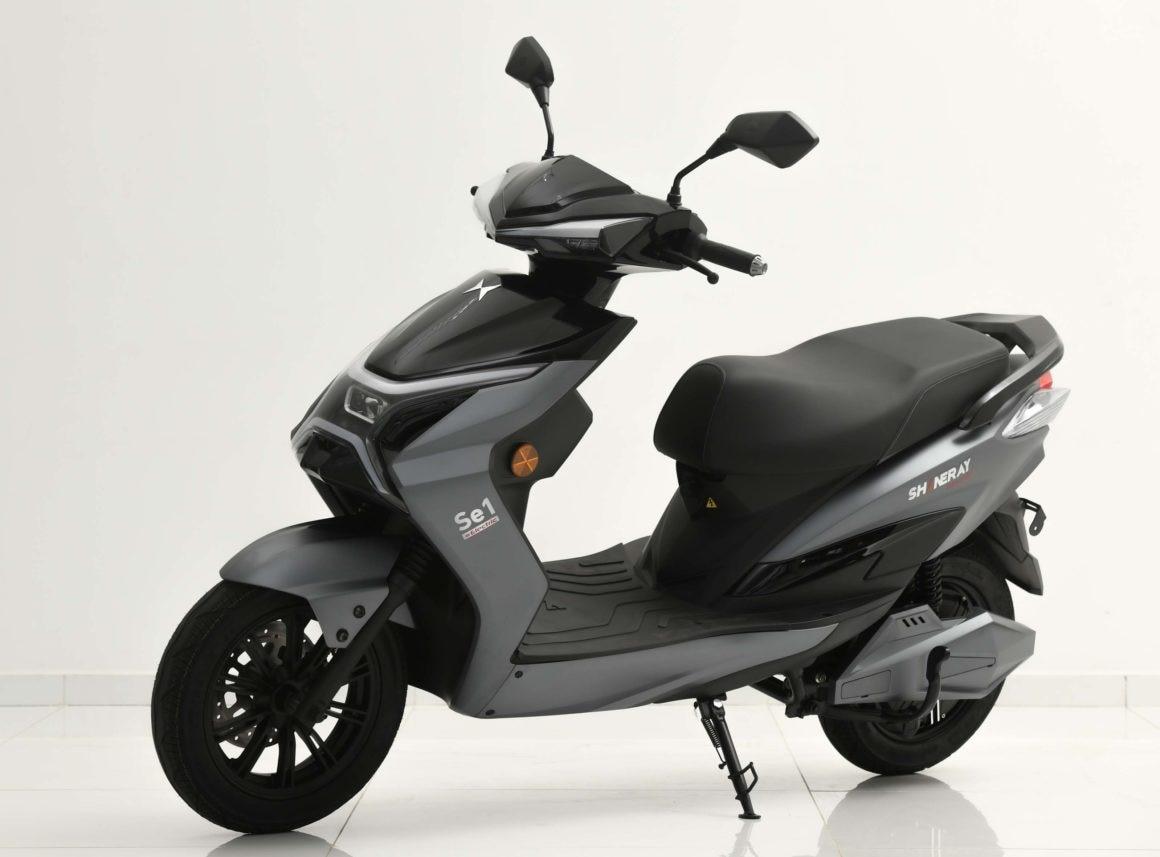Shineray SE1 motos elétricas