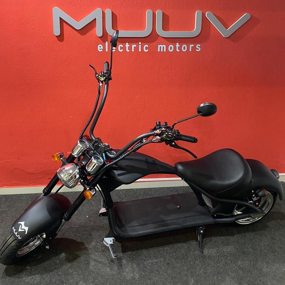 Muuv Chopper motos elétricas