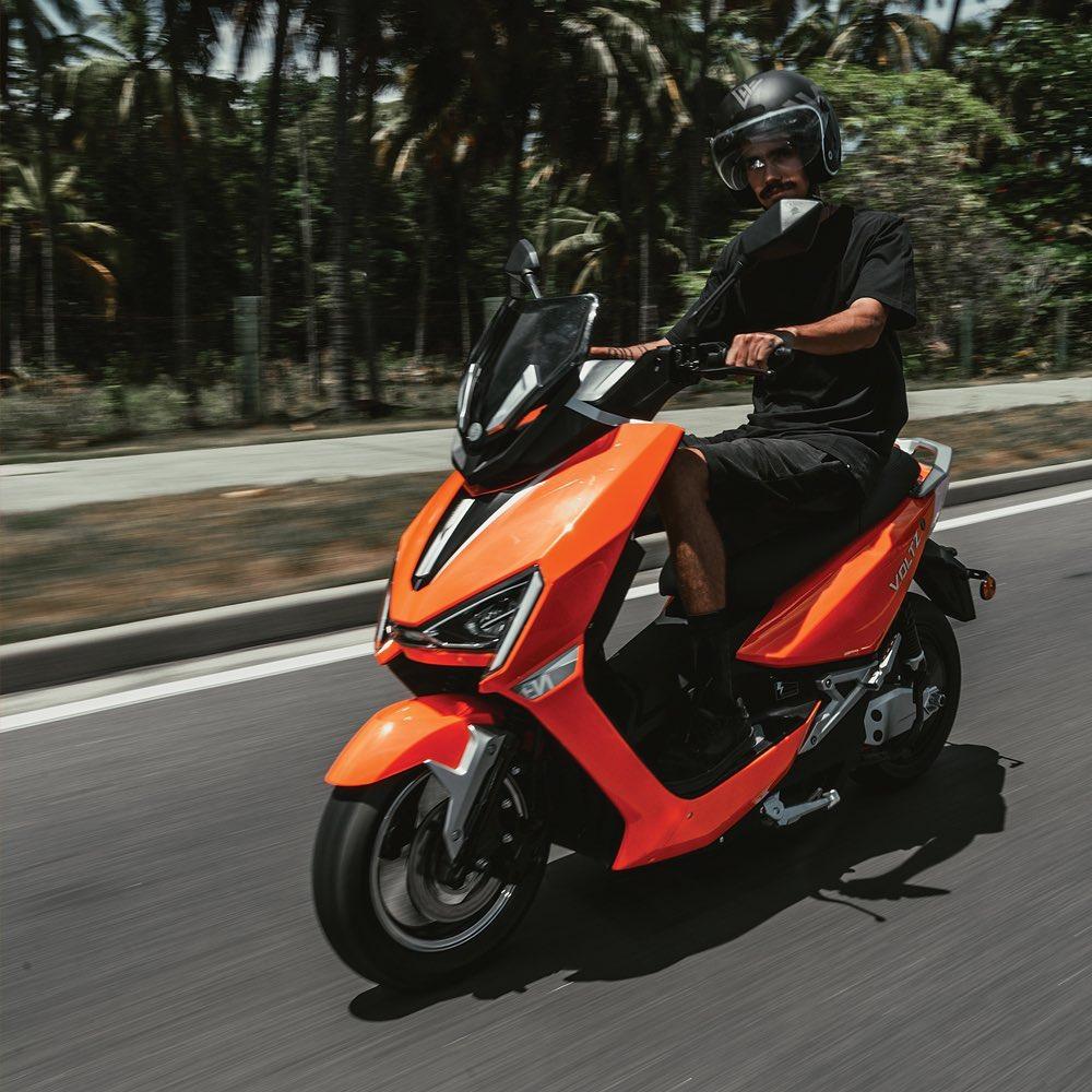 Voltz EV1 motos elétricas