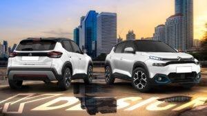 Projeções Novo Citroën C3