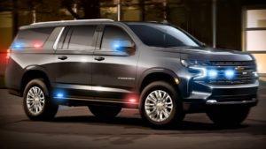 SUV Chevrolet Suburban
