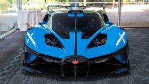 Bugatti Bolide Prêmio