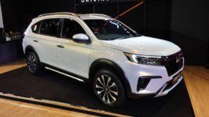 Honda BR-V SUVs de 7 lugares