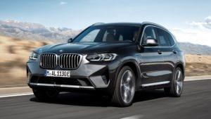 BMW X3 híbrido plug-in