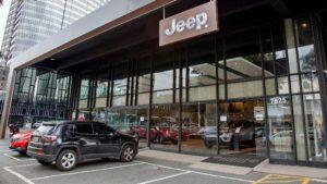 Concessionária Jeep CNPJ