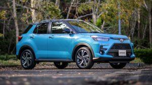 SUVs Toyota Raize