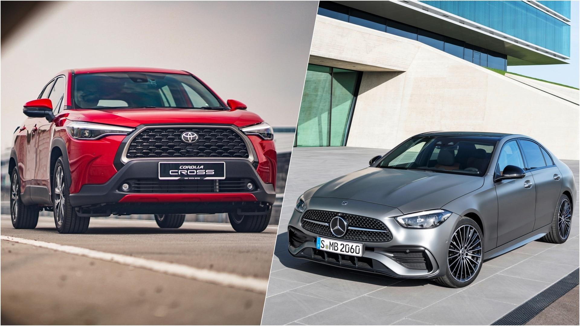 Mercedes-Benz e Toyota são as marcas de carros mais valiosas; veja o ranking