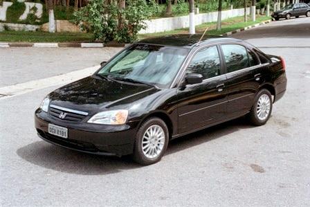 Honda Civic 2001 (Foto: José ...