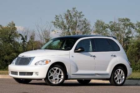 Chrysler encerra produção do PT Cruiser