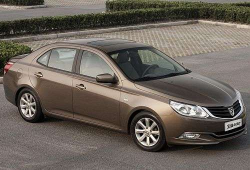 GM terá sedã de R$ 12 mil na China