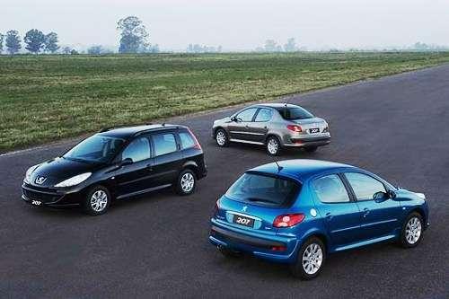 Peugeot anuncia 4º recall da linha 207