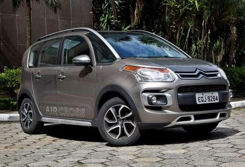 Os 15 dias com o Citroën Aircross