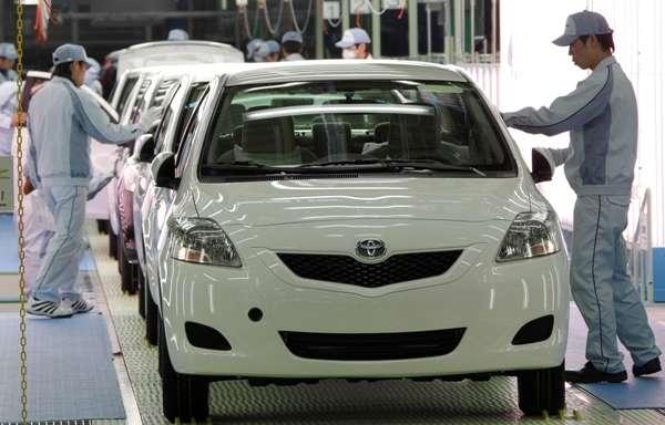 Toyota, Nissan anunciam retomada de produção