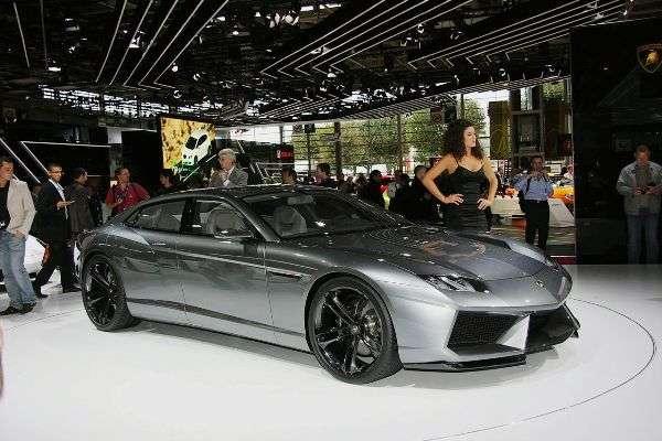 Lamborghini planeja carro de uso diário