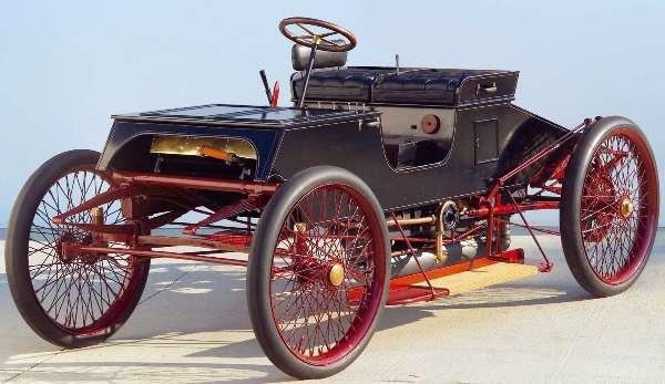 Ford celebra 110 anos da primeira vitória em corridas