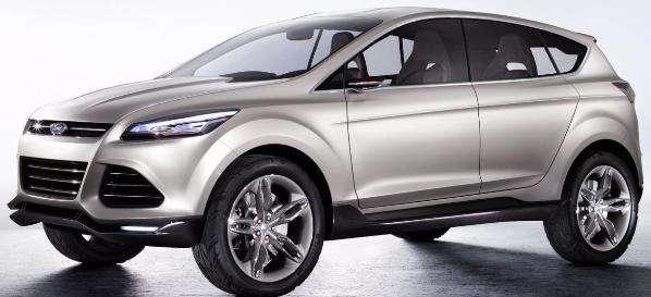 Ford mostrará 2ª geração do Escape em novembro