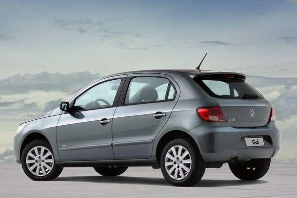 VW Gol chega a 1 milhão de unidades exportadas
