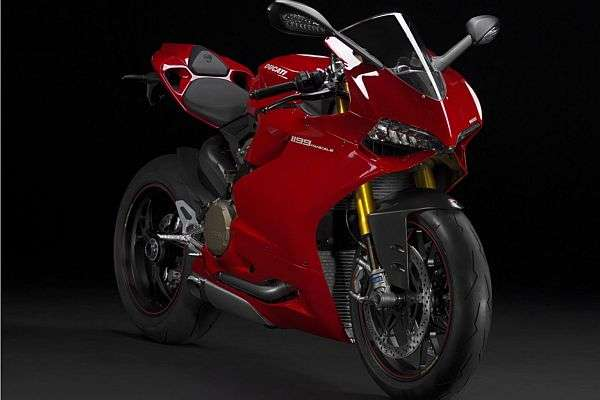 Eis a nova Ducati esportiva