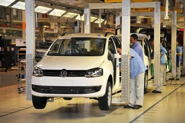 Fábrica da Volkswagen no Paraná comemora 13 anos