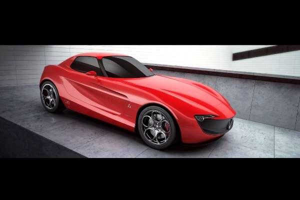 Designer francês cria versão de Alfa Romeo
