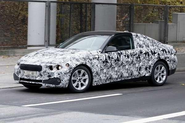BMW Serie 4 virá em 2014