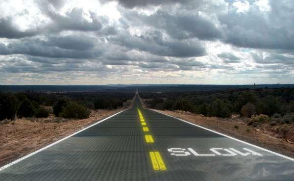 Conheça as estradas do futuro