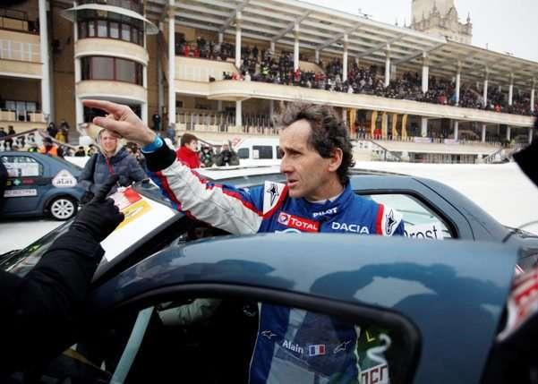 Alain Prost é o novo embaixador da Renault