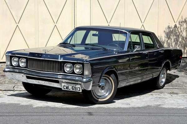 Carro do leitor: um belo Landau 1980