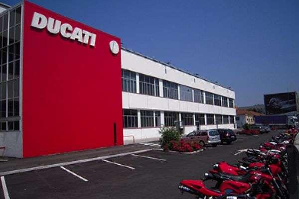 Quem comprará a Ducati?