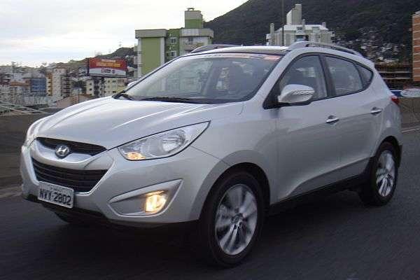 Hyundai ix35 passará a ser feito em Goiás