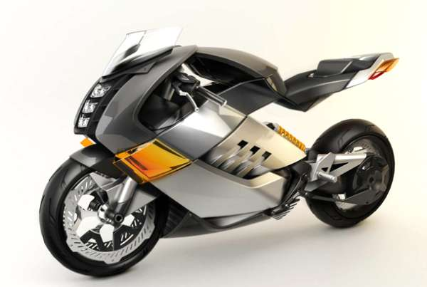 Vectriz fará moto superesportiva elétrica
