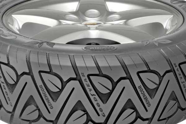 Tecnologia invade mundo dos pneus