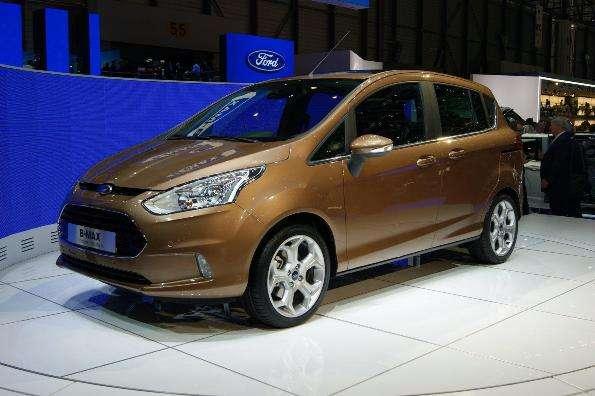 Ford B-Max deverá ser feito no Brasil