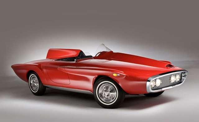 Plymouth XNR será leiloado nos EUA