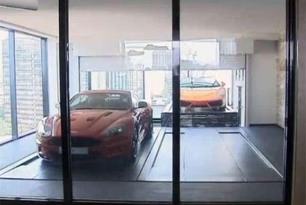 Cingapura inaugura conceito de garagem de luxo