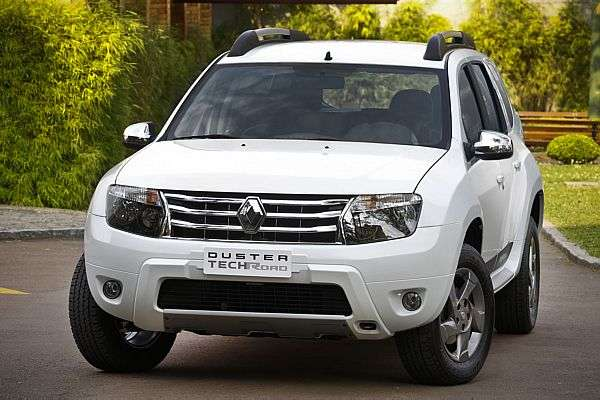 Renault apresenta série 'descolada' do Duster