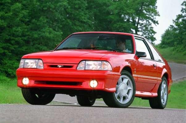 Divisão SVT, da Ford, completa 20 anos de 'veneno'