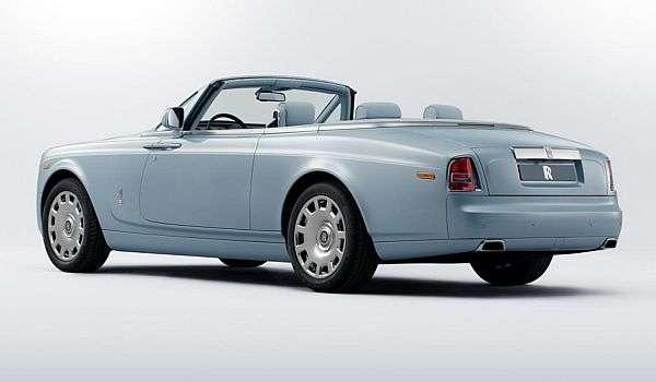 Rolls-Royce exibe versões art déco em Paris