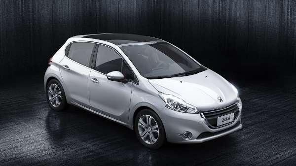 Peugeot mostra 208 brasileiro