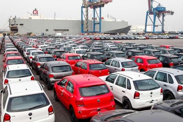 VW atinge a marca de 3 milhões de veículos exportados