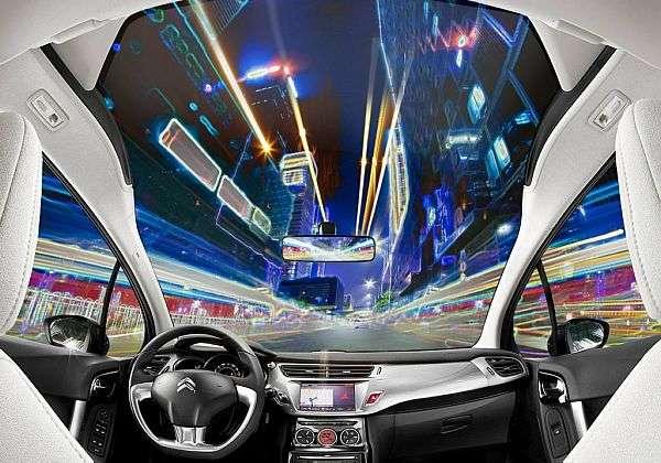 Citroën cria simulador do novo C3