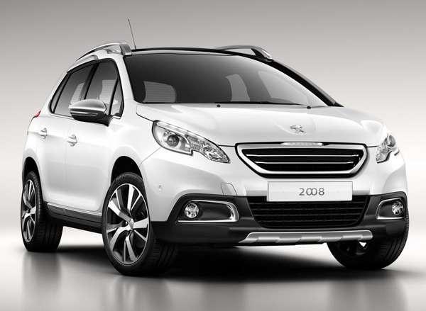 Peugeot mostra versão final do 2008